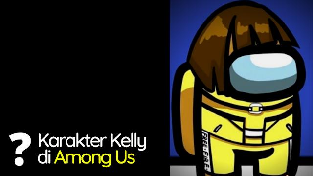 Karakter Kelly di Among Us