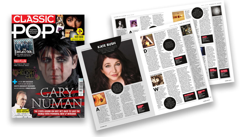Classic Pop issue 69 May/June 2021