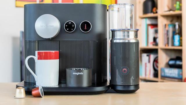 9. Nespresso Expert and Milk