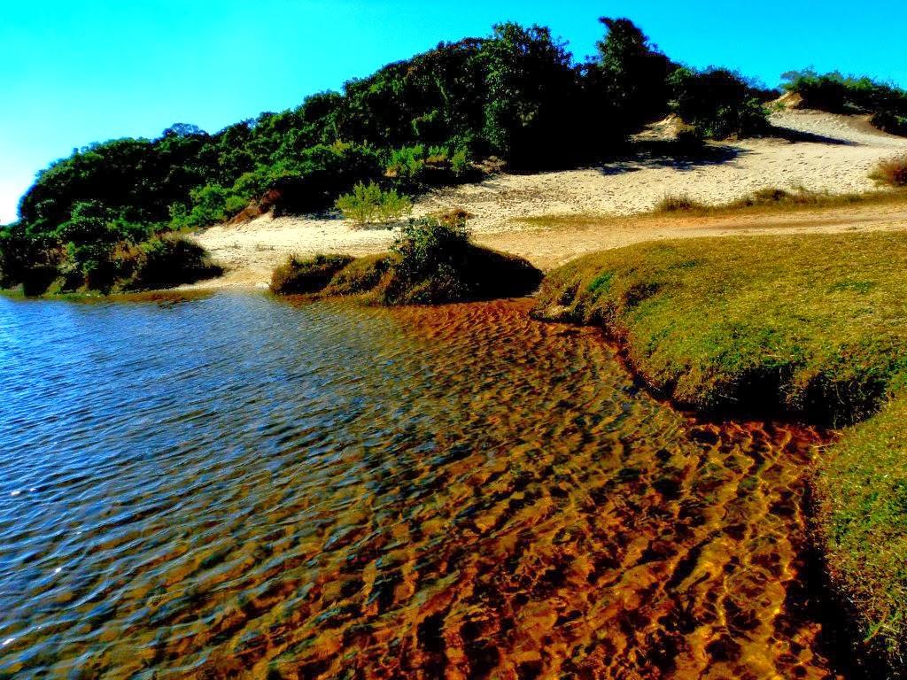 Lagoa do Banho, Atrás do Parque Tupancy, em Arroio do Sal
