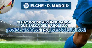 paston promo Elche vs Real Madrid 30-12-2020