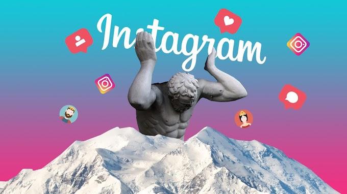 Aвторегер аккаунтов Instagram