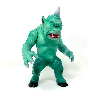 The 7th Voyage of Sinbad Green Cyclops Vinyl Figure by Justin Ishmael