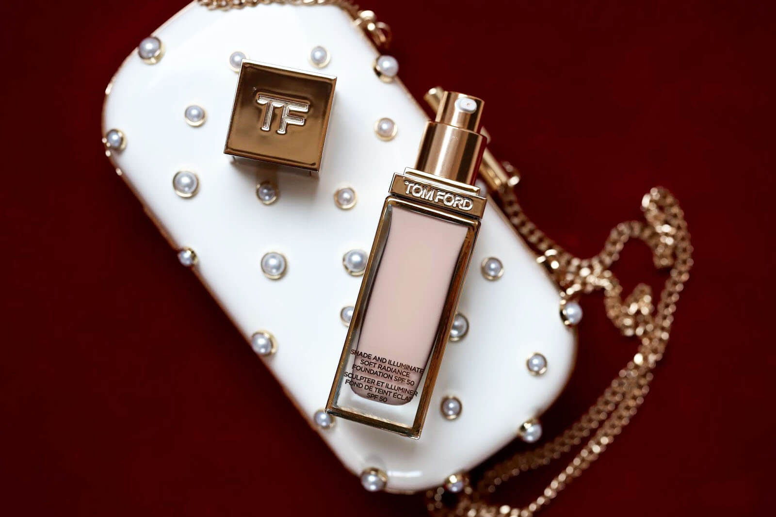 Tom Ford Shade Illuminate Fond de Teint revue