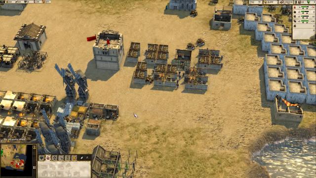 تحميل لعبة صلاح الدين 2 Stronghold Crusader