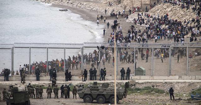 """لدواعي إنسانية"""".. البادئ أظلم والمغرب يواصل تلقين الدروس لإسبانيا"""