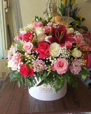 harga flower box surabaya, flower in box surabaya, jual flower box surabaya