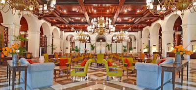 The Manila Hotel's Lobby Lounge
