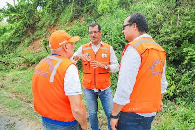 Rompimento de barragem no estado da Bahia não deve afetar municípios sergipanos