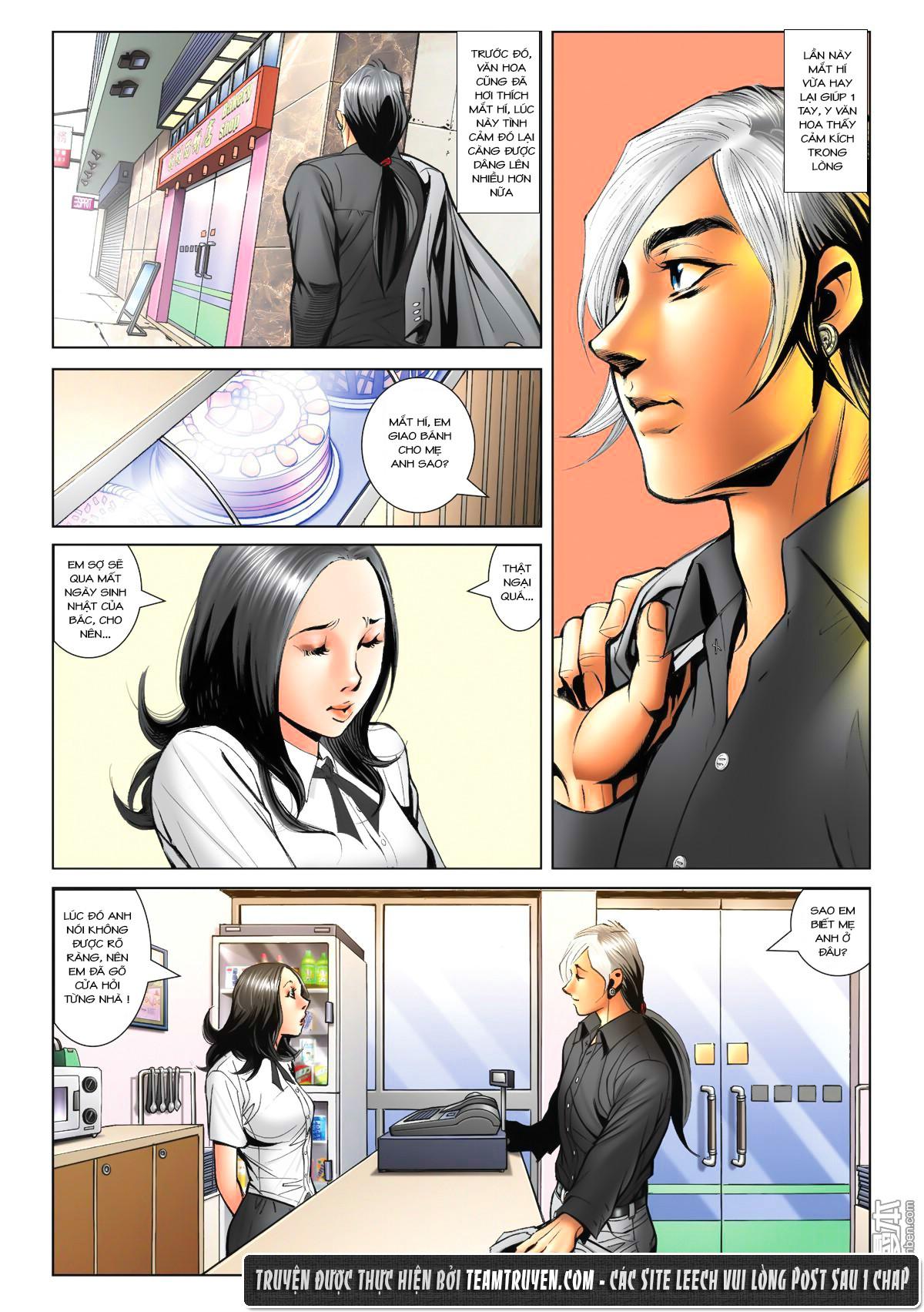 Người Trong Giang Hồ NetTruyen chap 1503 - Trang 7
