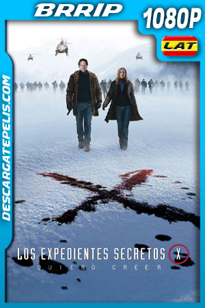 The X-Files I Want to Believe (2008) 1080p BRrip Latino – Ingles