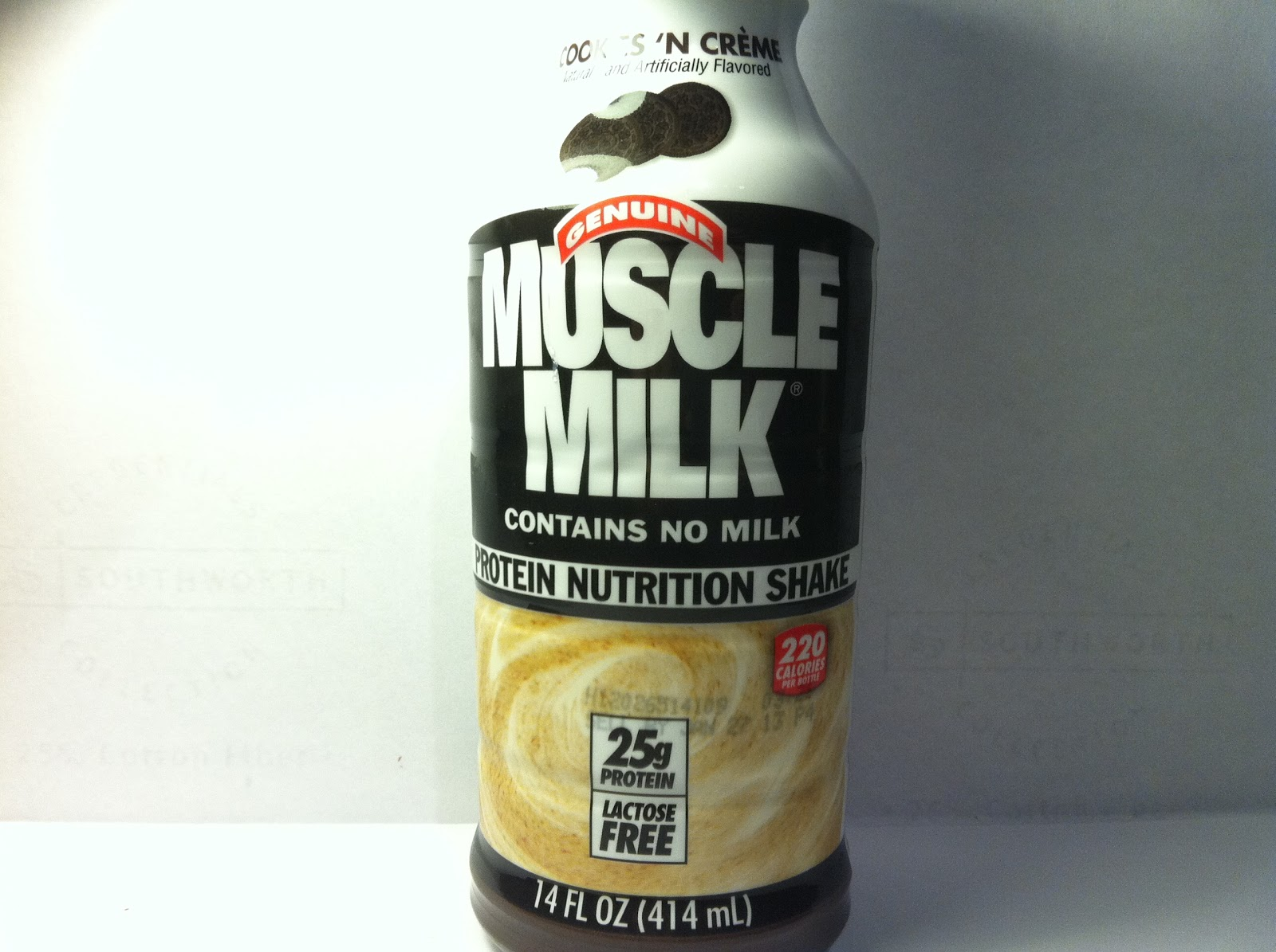 Protein Shake Recipes With Chocolate Muscle Milk