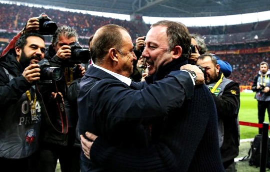 Strong criticism from Hıncal Uluc to Sergen Yalcın and Fatih Terim