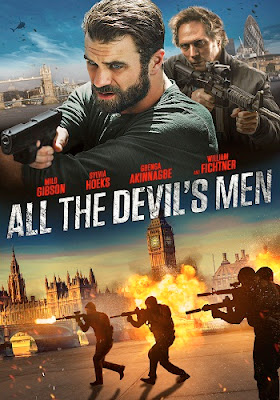 All The Devil's Men [2018] [DVD R1] [Latino]