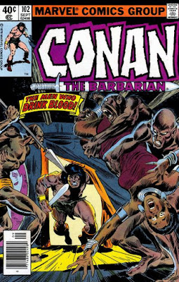 Conan the Barbarian #102