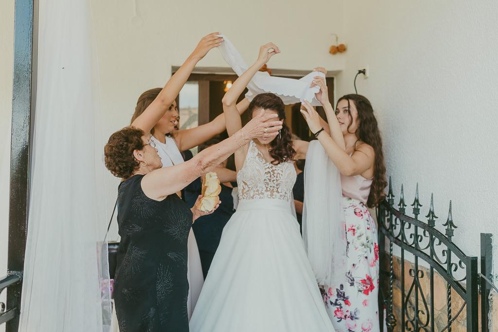 Destination Wedding in Prespa Lake