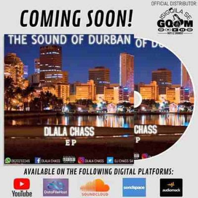 Dlala Chass - Time Less (feat. King Saiman)