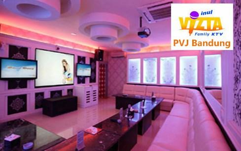 Harga Room Karaoke Keluarga Inul Vizta Bandung PVJ