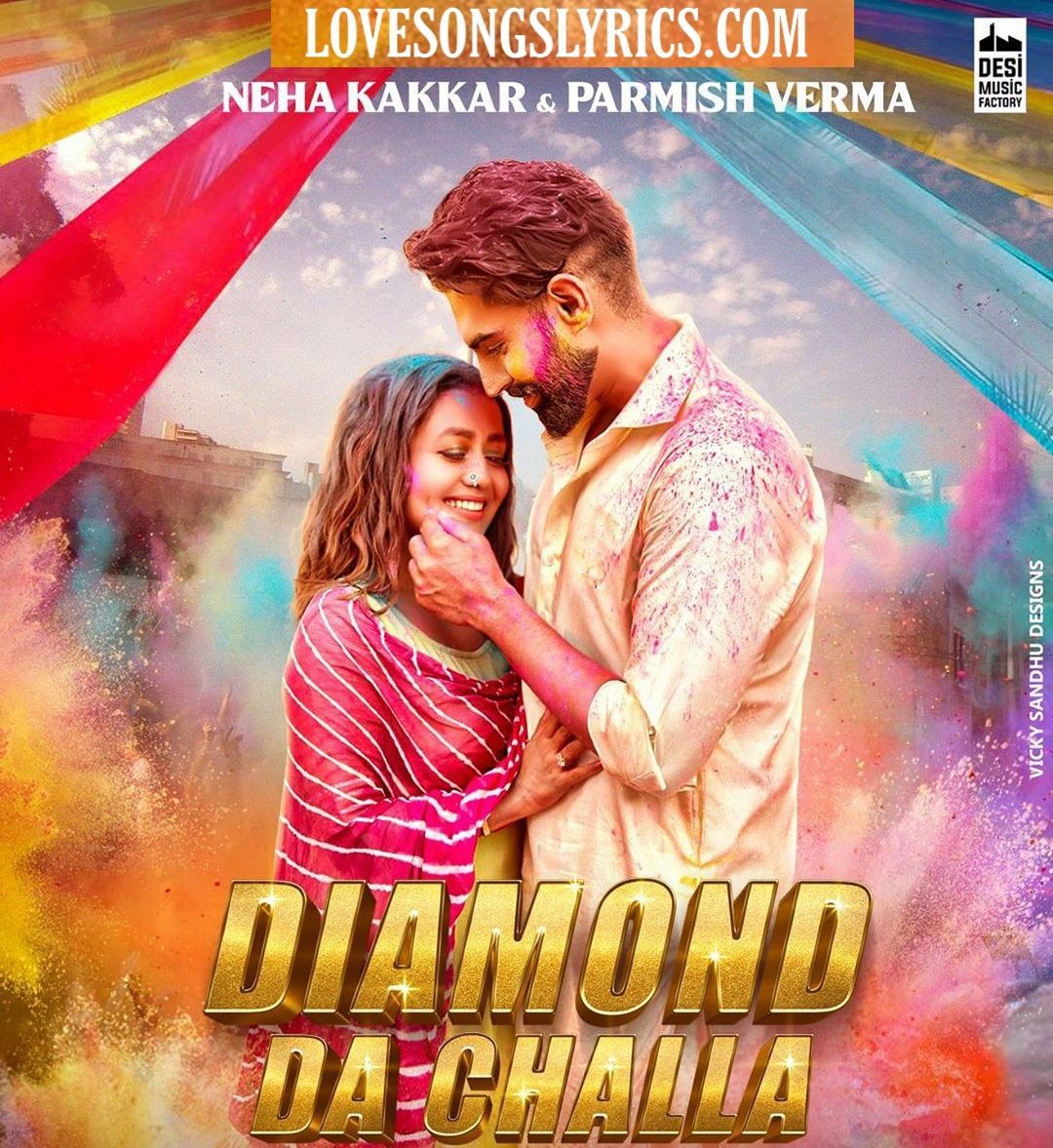 Diamond Da Challa Hindi Lyrics