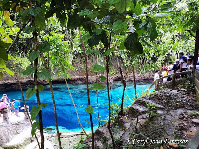 Bluer than Blue: Hinatuan Enchanted River, Surigao del Sur