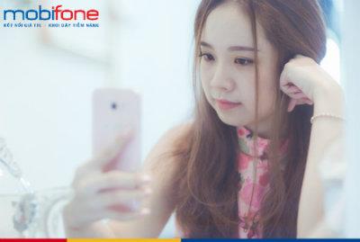 Mobifone khuyến mãi 100% giá trị thẻ nạp ngày 24/11/2017