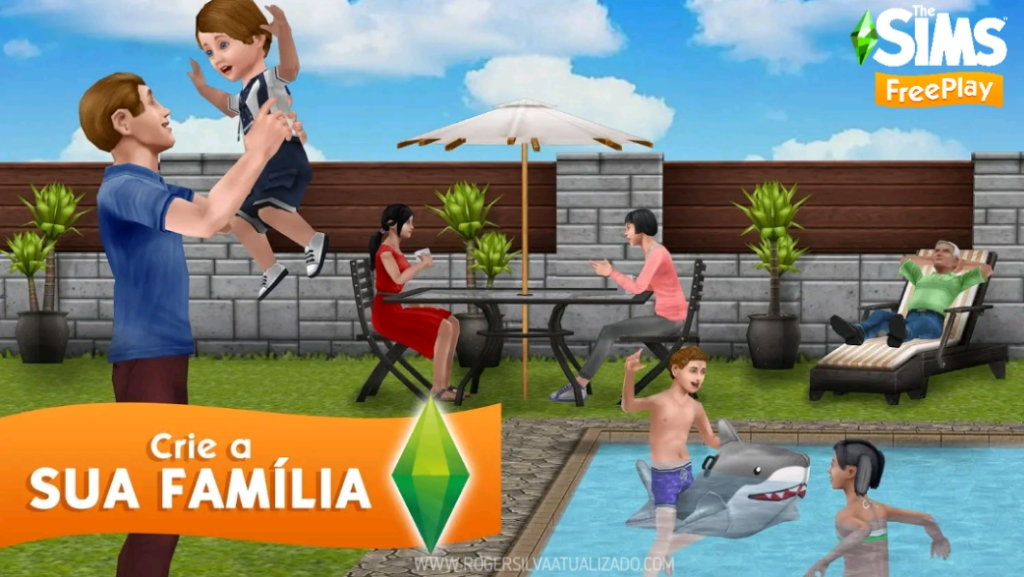 The Sims Freeplay Mod hack dinheiro infinito download