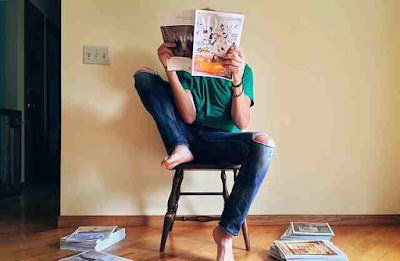 objective of reading Motivational Magazines