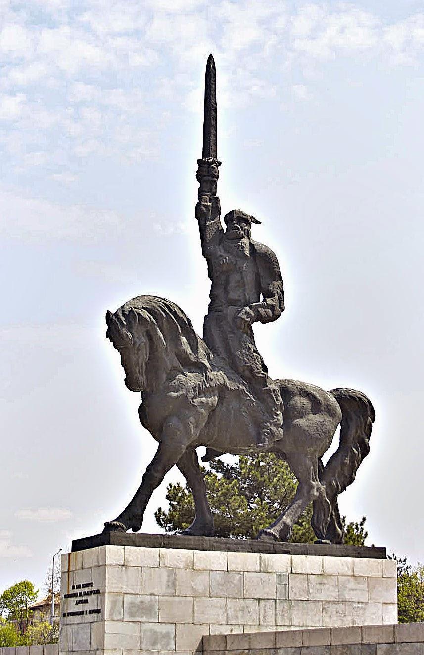 Аспарух в Добриче, карачай балкария