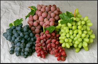 Manfaat dan khasiat buah anggur untuk kesehatan tubuh