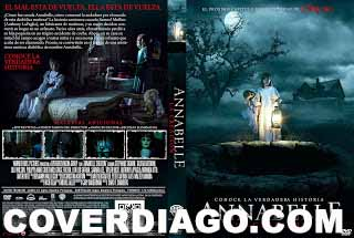Annabelle: Creation - Creacion