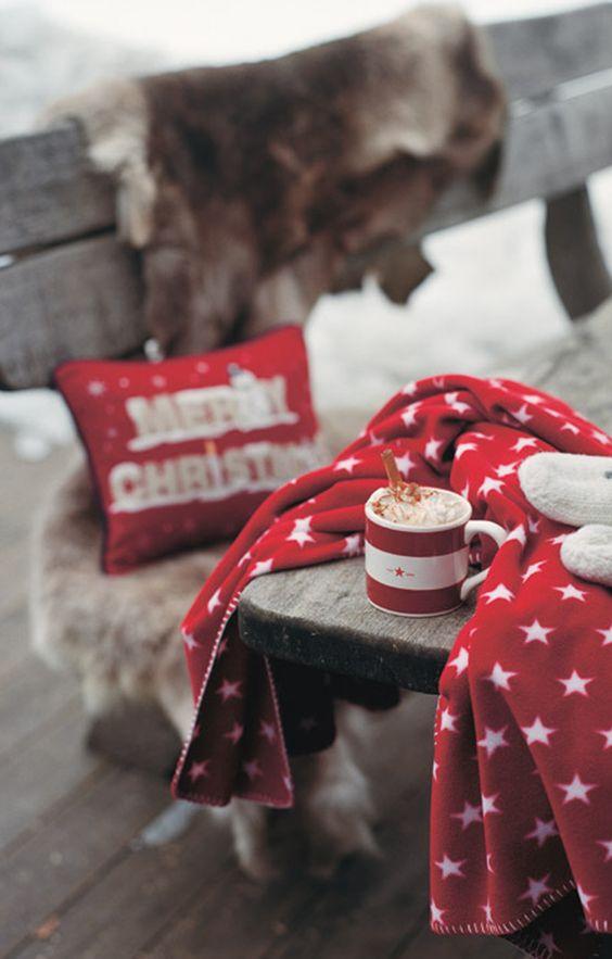 cozy christmas inspiration