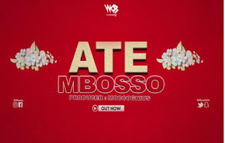 DOWNLOAD AUDIO | Mbosso - Ate mp3