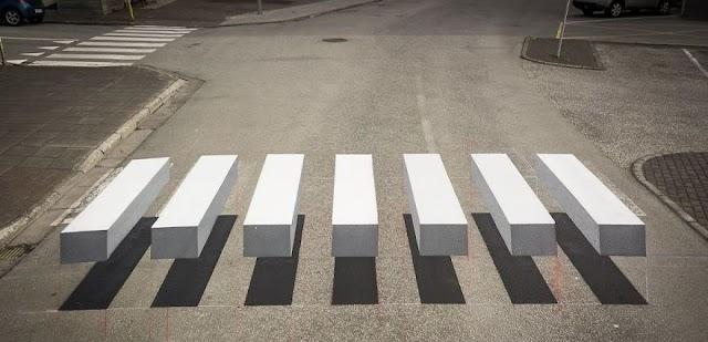 Drumul Taberei are treceri de pietoni mai sigure decât în alte cartiere