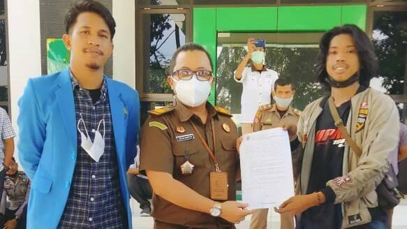 Dugaan pungli BPSP di Desa Ulugalung, HPMB Demo Kejari Bantaeng