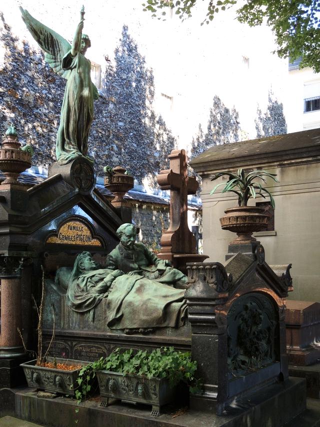 Parijs: Het kerkhof van Montparnasse