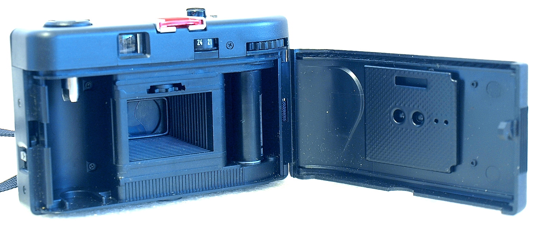 """LOMO Smena 35 Viewfinder Camera (Triplet """"T-43"""" 4/40 lens) #002"""