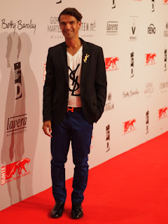 Michael Dierks beim New Faces Awards, Düsseldorf
