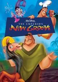 Download The Emperor's New Groove 2000 Hindi Dubbed Dual Audio Movie 300mb BRRip