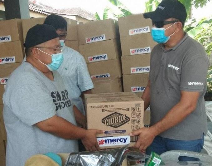 Clorox dan MERCY Malaysia Sediakan Kit Kebersihan kepada Ribuan Mangsa Banjir
