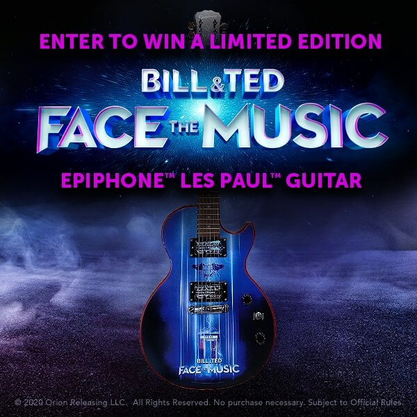 Custom Epiphone Les Paul Guitar Giveaway (Worth Over : $699)