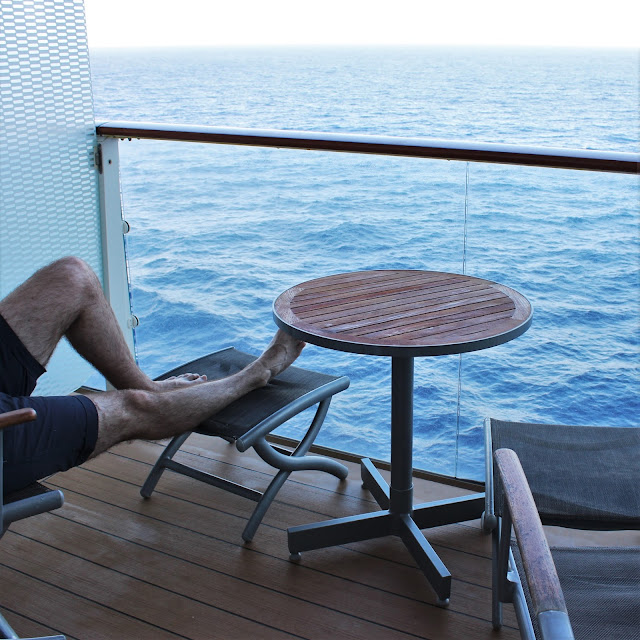 Celebrity Equinox Balcony