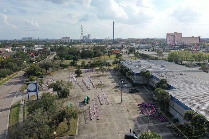 ICON Park, em Orlando, começa a montagem das novas atrações recordistas! - Atualização 3