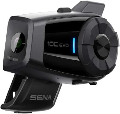 Camara para Casco de motociclista - Sena 10C-EVO-01