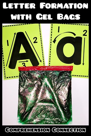 Gel bags are a MUST if you're working with emergent and beginning readers. These cheap and easy to make tools help work in tactile learning and can be use for letter formation, phonics, and more.