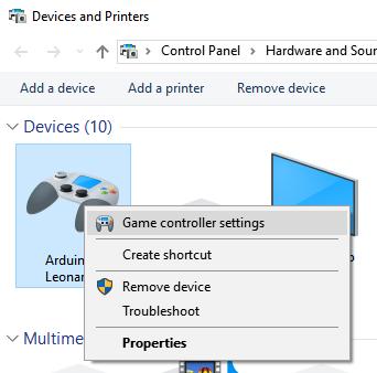Programming Ponderings: Arduino Joystick Library - Version 2 0