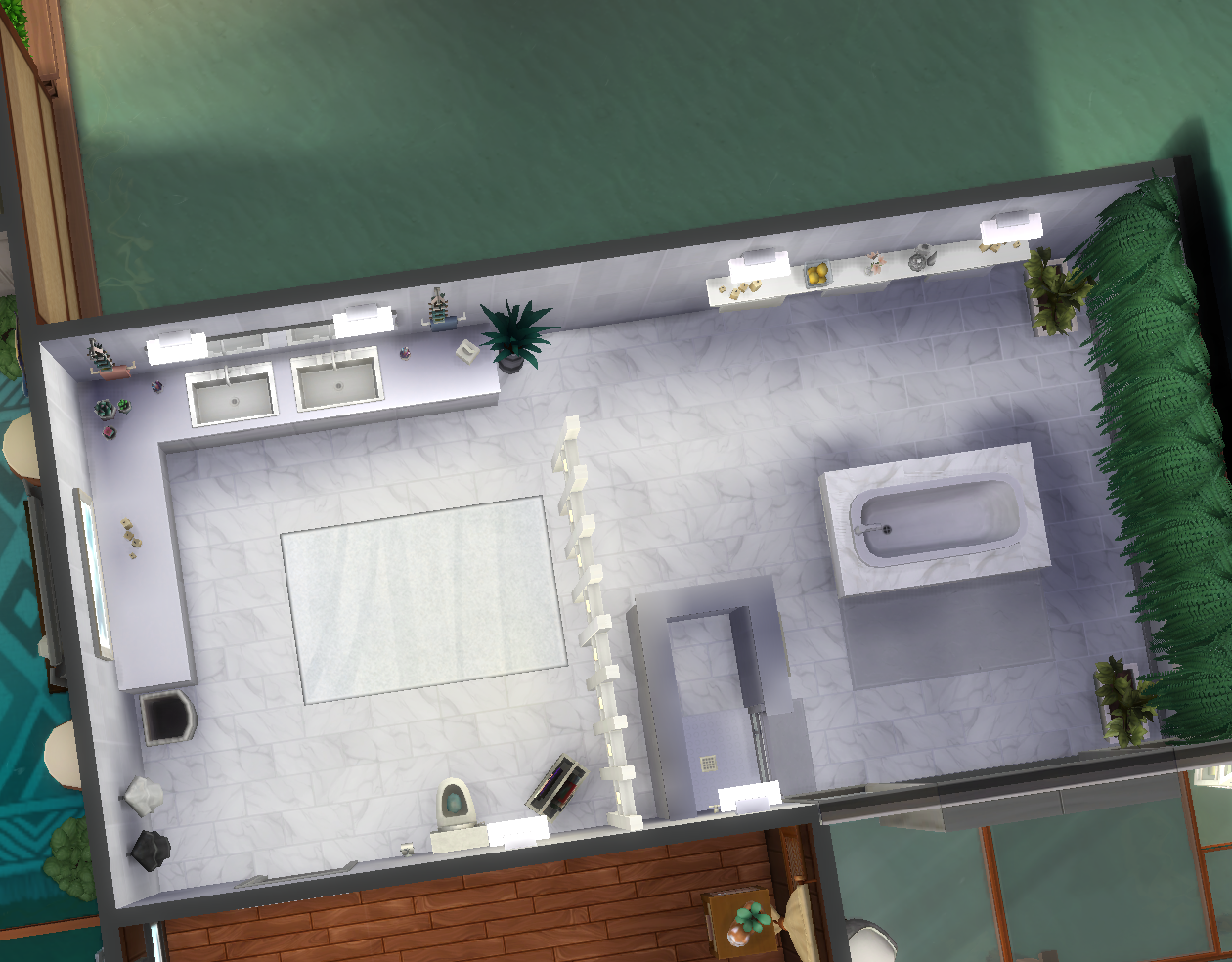 Screenshot from sims 4