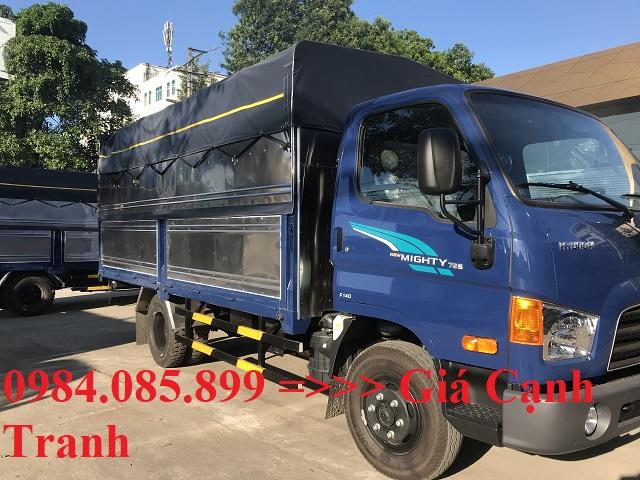 Bán xe tải Hyundai 75s tại Hưng Yên