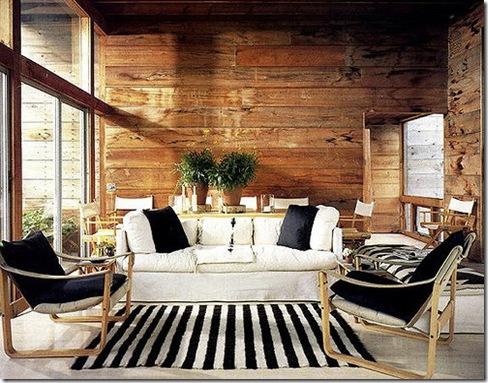Redlar mescle os estilos r stico e contempor neo para for Casa moderna rustica