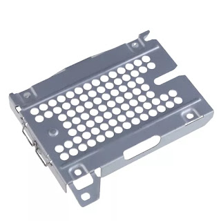 Hard Disk Drive Mounting Bracket Kit for Playstation 3 PS3 Slim CECH-2000 (Intl)