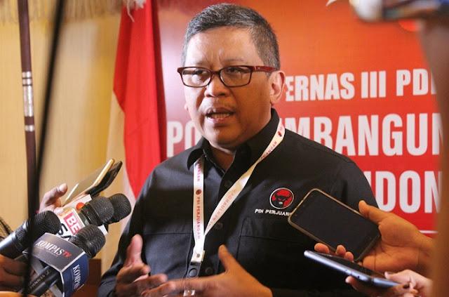 Hasto Yakin Keluarga Pendiri NU yang Dukung Prabowo akan Pikir Ulang